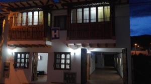 Apartahotel La Gran Familia, Residence  Villa de Leyva - big - 67