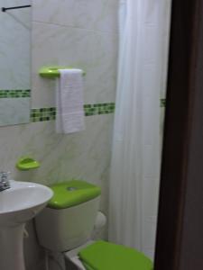 Apartahotel La Gran Familia, Apartmánové hotely  Villa de Leyva - big - 9