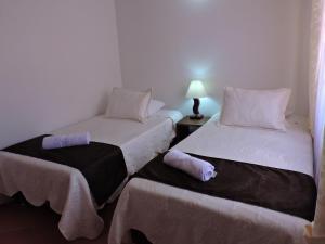 Apartahotel La Gran Familia, Apartmánové hotely  Villa de Leyva - big - 8