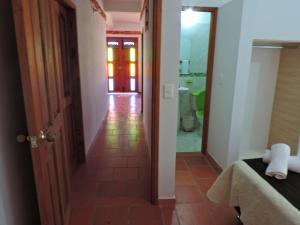 Apartahotel La Gran Familia, Apartmánové hotely  Villa de Leyva - big - 7