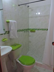 Apartahotel La Gran Familia, Apartmánové hotely  Villa de Leyva - big - 5