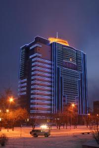 Отель Азия - фото 15