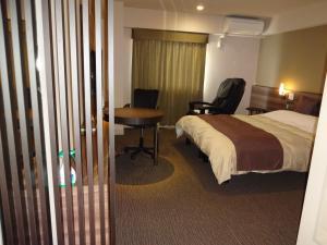 Ushiku City Hotel Annex, Economy business hotely  Ushiku - big - 43