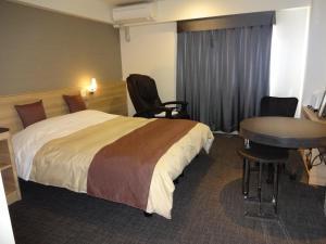 Ushiku City Hotel Annex, Gazdaságos szállodák  Usiku - big - 39