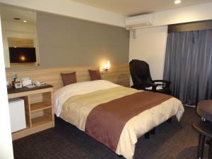 Ushiku City Hotel Annex, Gazdaságos szállodák  Usiku - big - 38