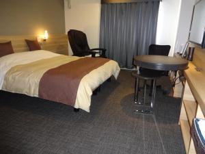 Ushiku City Hotel Annex, Gazdaságos szállodák  Usiku - big - 37