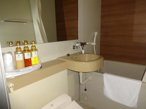 Ushiku City Hotel Annex, Gazdaságos szállodák  Usiku - big - 36