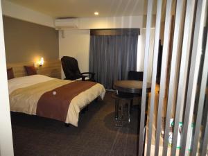 Ushiku City Hotel Annex, Gazdaságos szállodák  Usiku - big - 35