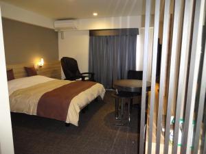 Ushiku City Hotel Annex, Gazdaságos szállodák  Usiku - big - 34