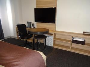 Ushiku City Hotel Annex, Gazdaságos szállodák  Usiku - big - 29