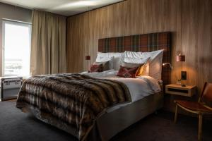 KUST Hotell & SPA, Hotel  Piteå - big - 12