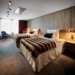 KUST Hotell & SPA, Hotely  Piteå - big - 10