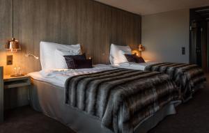 KUST Hotell & SPA, Hotel  Piteå - big - 19