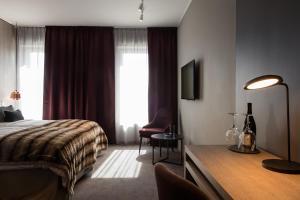 KUST Hotell & SPA, Hotely  Piteå - big - 20