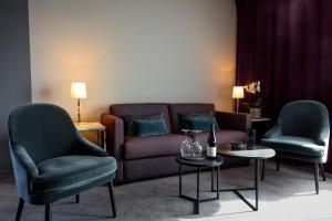 KUST Hotell & SPA, Hotely  Piteå - big - 21