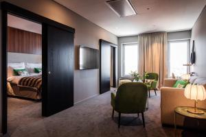 KUST Hotell & SPA, Hotely  Piteå - big - 22