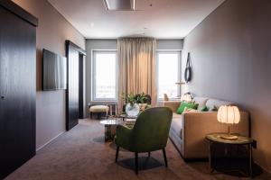 KUST Hotell & SPA, Hotel  Piteå - big - 23