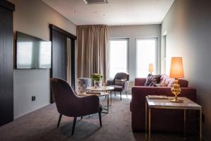 KUST Hotell & SPA, Szállodák  Piteå - big - 24
