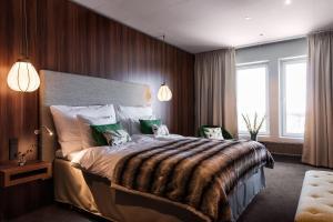 KUST Hotell & SPA, Hotely  Piteå - big - 9