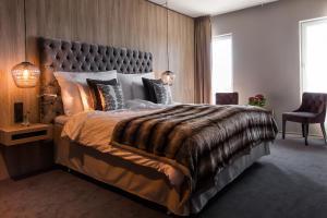 KUST Hotell & SPA, Hotely  Piteå - big - 8