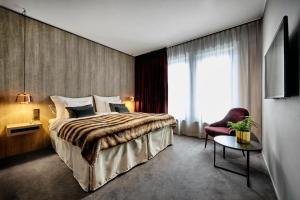 KUST Hotell & SPA, Hotely  Piteå - big - 7