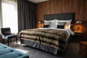 KUST Hotell & SPA, Hotel  Piteå - big - 6