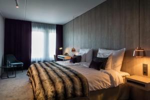 KUST Hotell & SPA, Szállodák  Piteå - big - 28