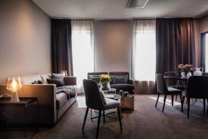 KUST Hotell & SPA, Hotely  Piteå - big - 29