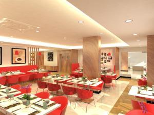 Red Fox Hotel, Trichy, Отели  Тируччираппалли - big - 11