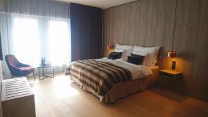 KUST Hotell & SPA, Hotely  Piteå - big - 5