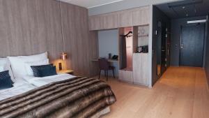 KUST Hotell & SPA, Hotel  Piteå - big - 31