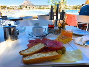 Panorama Luxury Suite, Ferienwohnungen  Cumbre del Sol - big - 29