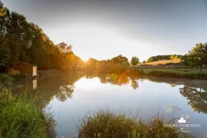 Parque dos Monges, Zelt-Lodges  Alcobaça - big - 4
