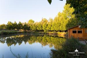 Parque dos Monges, Zelt-Lodges  Alcobaça - big - 5