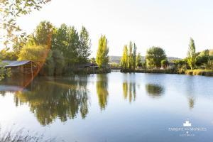 Parque dos Monges, Zelt-Lodges  Alcobaça - big - 10