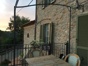 Alle Vignole, Bed and Breakfasts  Coreglia Antelminelli - big - 26