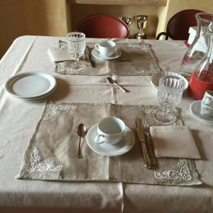 Alle Vignole, Bed and Breakfasts  Coreglia Antelminelli - big - 37