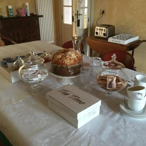 Alle Vignole, Bed and Breakfasts  Coreglia Antelminelli - big - 36