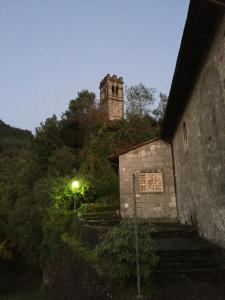 Alle Vignole, Bed and Breakfasts  Coreglia Antelminelli - big - 30