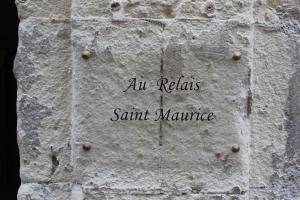 (Au Relais Saint Maurice)