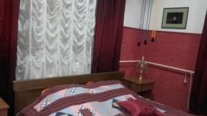 Apartment Red Rose