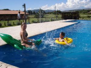 Wayra Pampa Posada & Aparts, Penziony – hostince  San Lorenzo - big - 31