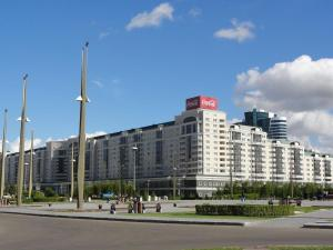 Apartment at Nursaya, Ferienwohnungen  Astana - big - 13