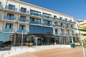 Hotel Flamingo, Hotely  L'Ampolla - big - 14