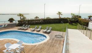 Hotel Flamingo, Hotely  L'Ampolla - big - 23