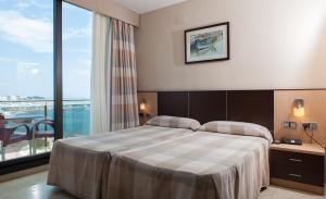 Hotel Flamingo, Hotely  L'Ampolla - big - 7