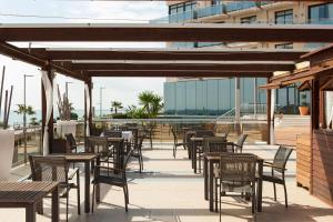 Hotel Flamingo, Hotely  L'Ampolla - big - 19