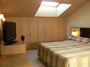 Hotel Flamingo, Hotely  L'Ampolla - big - 6