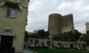 Апартаменты Giz Galasi Bulvar More, Баку