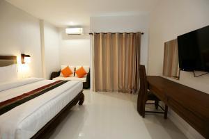Aerin Orchid, Hotels  Nakhon Si Thammarat - big - 7